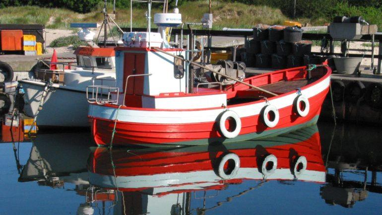 maritimt miljø på Bornholm