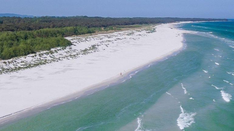 Kom og oplev Bornholms lækre strand ved Dueodde