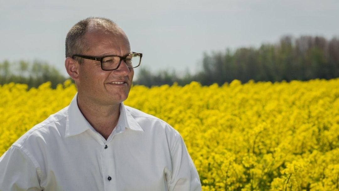 tilflytterkonsulent Rune Holm kan hjælpe dig med praktiske ting som bolig