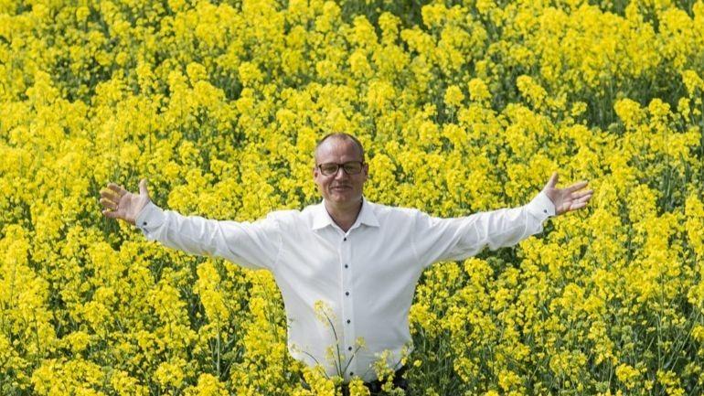 Rune Holm fra BCB Tilflytterservice. vil du flytte til Bornholm? så kontakt tilflytterservice