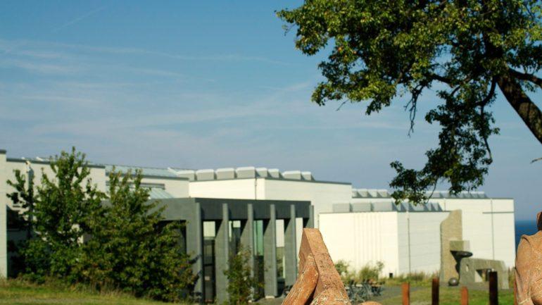 Oplev kunst og kunsthåndværk på Bornholms Kunstmuseum