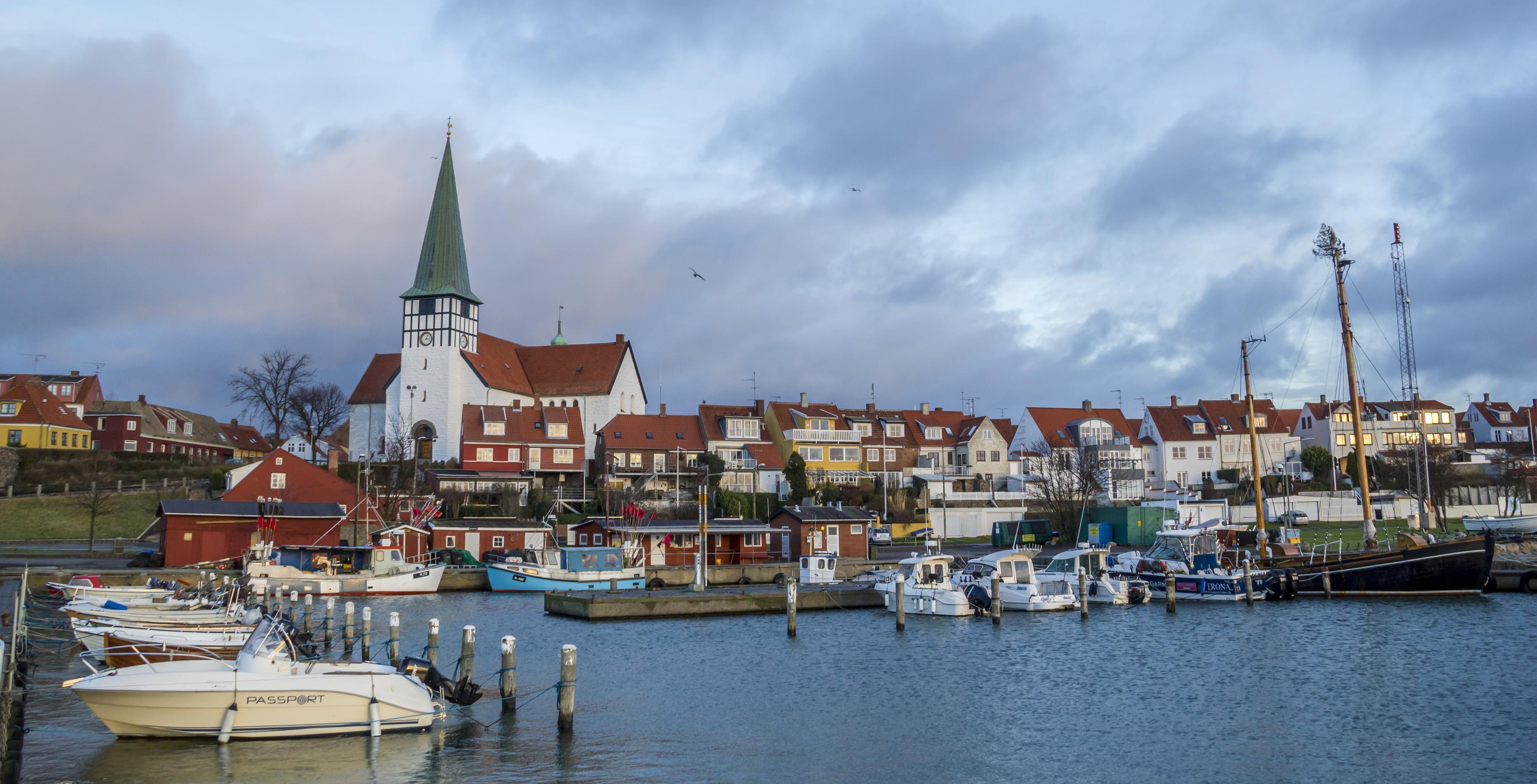 mange muligheder for børn og unge på Bornholm
