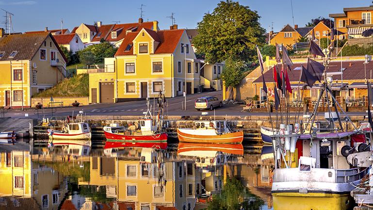 Oplev Bornholms fødevaremarkeder