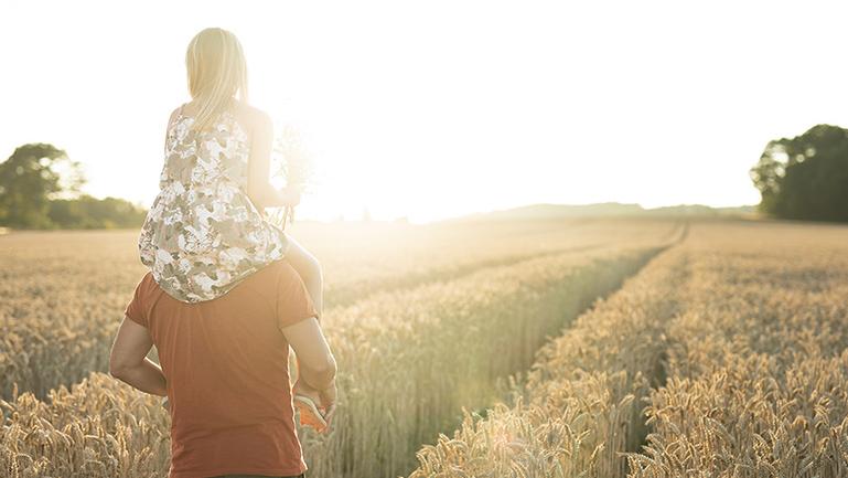 Du får smukke solnedgange, hvis du tør flytte til Bornholm
