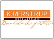 Samarbejdspartner Logo i kasse Kjærstrup